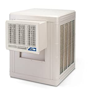 Phoenix Manufacturing BW4002 Brisa Evaporative Window Cooling Unit with 1,000 Square Feet Cooling Capacity, 4000 CFM
