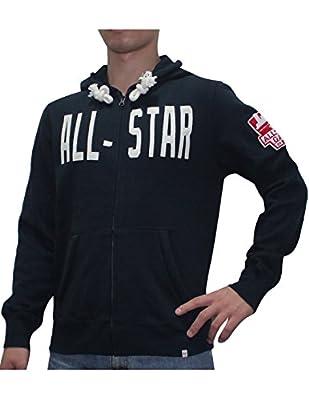 Mens ALL-STAR GAME MINNESOTA TWINS Athletic Zip-Up Hoodie / Jacket