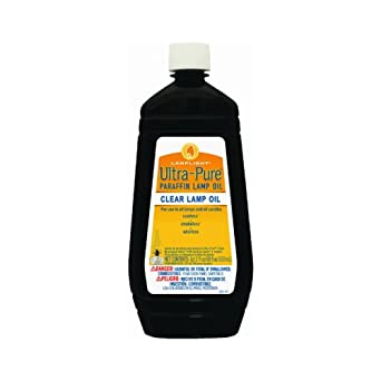Lamplight 60015 Ultra-Pure Lamp Oil (Pack of 12)
