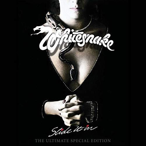 CD : Whitesnake - Slide It In (35th Anniversary) (6 disc)