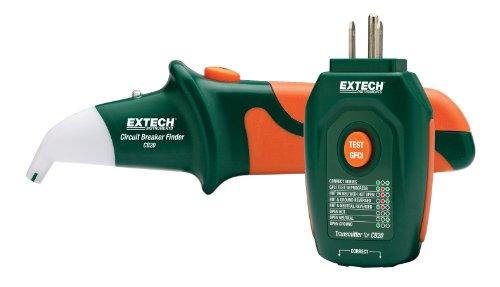 Extech Cb20 Circuit Breaker Finder