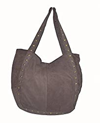 Real Expo Wine Leather Messenger Bags