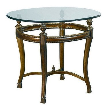 Image of Hammary Suffolk Bay Lamp End Table (T00036-T03610-00B)