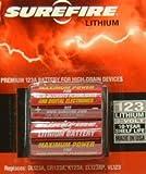 SUREFIRE リチウム電池 123A 2本セット