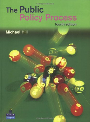 The Public Policy Process (4th Edition)