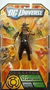 DC Universe Classics Sinestro Corps/Yellow Lantern Scarecrow Collectible Figure by Mattel