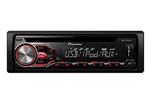 Pioneer DEH-X2800UI Single-Din In-Dash Cd Receiver with Mixtrax (r) Usb, Pandora (r) Internet Radio Ready (Car Radio Usb compare prices)