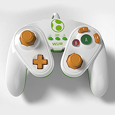 Wired Fight Pad - Yoshi