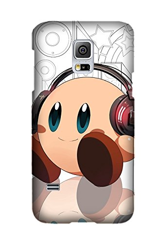 Samsung Galaxy S5 Case - Design Game Kirby Case for Samsung Galaxy S5 Design By Barry Gay (Kirby Galaxy S5 Case compare prices)