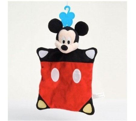 Mickey Mouse ~ Take Me Along Snuggle Blanket