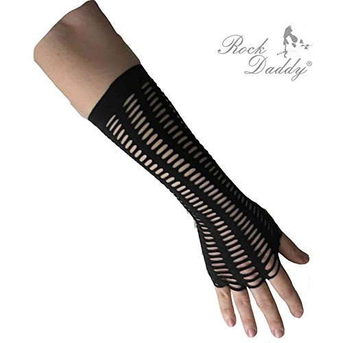 Arm-Netzstulpen