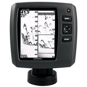 """Garmin echo 200 Dual Beam 5"""" Fishfinder TM/Trolling Transducer"""