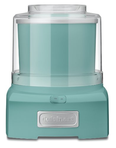 Cuisinart ICE-21TQ Frozen Yogurt-Ice Cream & Sorbet Maker