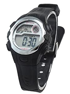 Boy's Sports Digital Watch, Black Strap