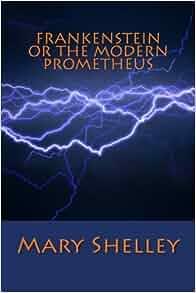 frankenstein or the modern prometheus shelley 9781613823484 books