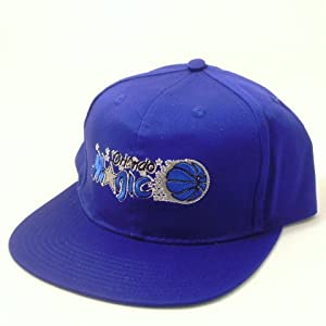 Orlando Magic  NBA  Authentic  Vintage Deadstock  Snapback Hat  Cap by American Team Headwear