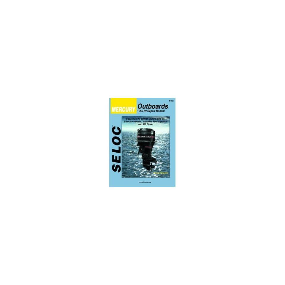 seloc mercury repair manual
