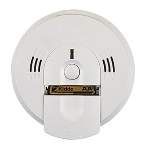 Kidde KN-COSM-BA Battery-Operated Combination Carbon Monoxide and Smoke