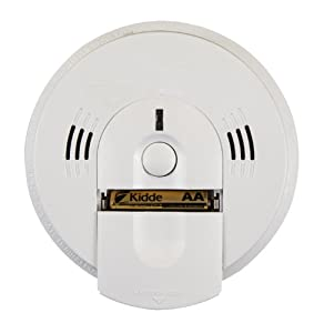 Kidde KN-COSMXTR-BA Nighthawk Combination Carbon Monoxide and Smoke Intelligent Alarm
