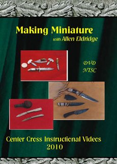 Making Miniatures With Allen Eldridge (Dvd)