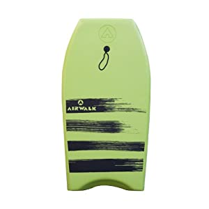 "Airwalk Swell 41"" Bodyboard (Green, 41-Inch)"