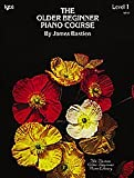 The Older Beginner Piano Course, Level 1