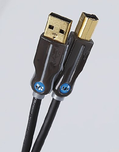 Monster Cable Meusbhsbk12 Essentials High Performance Usb Cable- 14 Feet front-444111