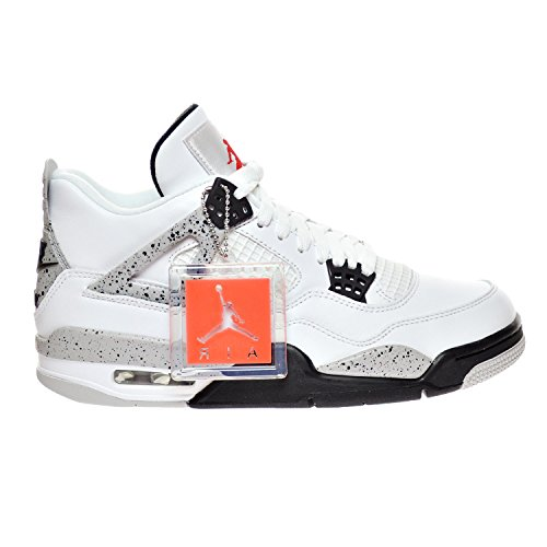 Jordan-Mens-4-Retro-OG-Shoes-WhiteBlack
