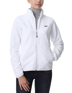 Helly Hansen W Precious Fleece Jacket Polaire femme White L