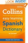 Easy Learning Spanish Dictionary (Col...