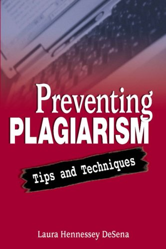 preventing plagiarism in writing The writing program administrators' council very helpful statement of best practices for defining and avoiding plagiarism distills current research share models of correctly cited writing in your field with students these could be student writing samples or professional scholarly writing in your field.