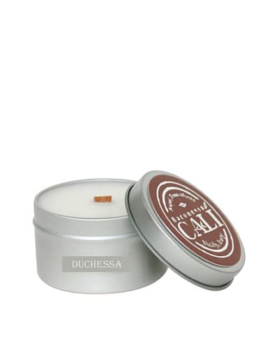 Cali Cosmetics 6-Oz. Duchessa Travel Tin