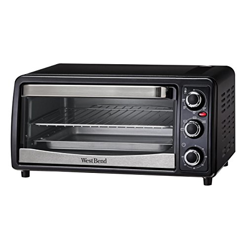 West Bend 74107 West Bend Convection Toaster Oven, Black (Toaster Ovens Best Rated Compact compare prices)