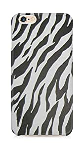 AMEZ Zebra Back Cover For Apple iPhone 6