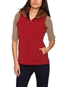 Marmot Furlong Vest - Women's Jackets XS Dark Red