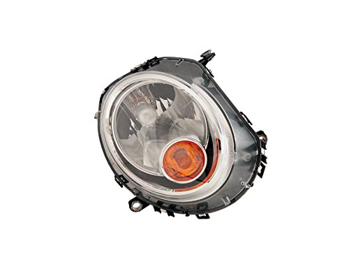 100W Halogen 2013 Kenworth Conventional-LH Side Roof Mount Spotlight 6 inch -Chrome Driver Side with Install kit