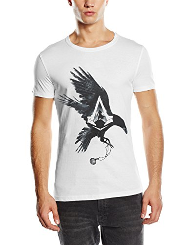 Assassin's Creed Syndicate - Crow T-Shirt bianco M