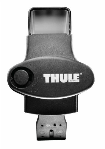 Thule 450 CrossRoad Railing Roof Rack Foot Pack (Set of 4) (Thule Cross Bar Lock compare prices)