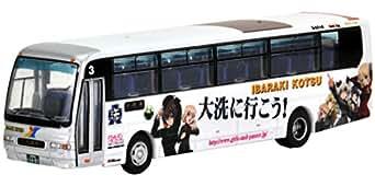 全国バスコレクション  茨城交通ガールズ&パンツァーバス3号車