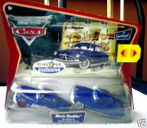 Buy Low Price Mattel Disney Pixar Cars 2 Pack Doc Hudson & Fabulous Hudson Hornet Figure (B000V8X8W8)