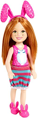 Barbie Sisters Chelsea and Friends Doll, Bunny - 1