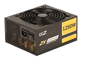 FirePower ZX Series 1250W 80Plus Gold Fully-Modular High Performance ATX PC Power Supply ZX1250W, formerly PC Power & Cooling