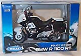 Welly BMW R 1100 RT police version bike 1.18 scale model