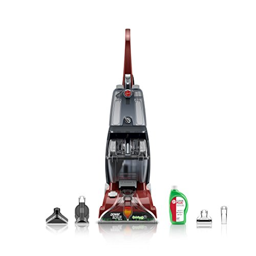 Hoover FH50150 Carpet Basics Power Scrub Deluxe Carpet Cleaner (Hoover D Bags compare prices)