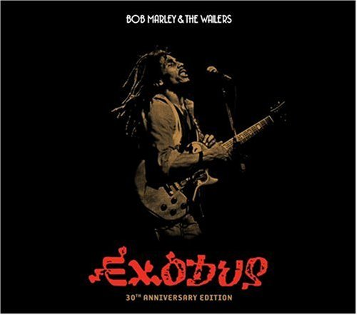 Bob Marley & The Wailers - Exodus 30th Anniversary Edition - Zortam Music