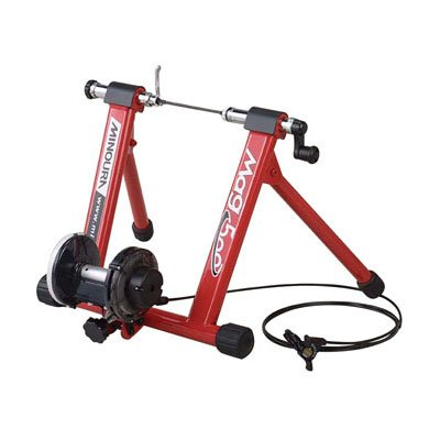Minoura Mag-500L-R Tire Drive Bicycle Trainer