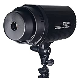 Mcoplus MP-600 Photographic Lighting 600W Professional Digital Strobe Flash Light for Studio Photography