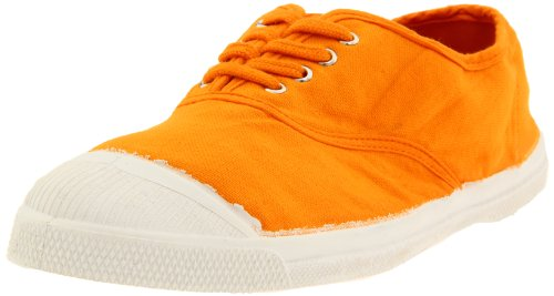 Bensimon Women's Tennis Lacet Fashion Sneaker,Safran S11,36 EU/5-6 M US