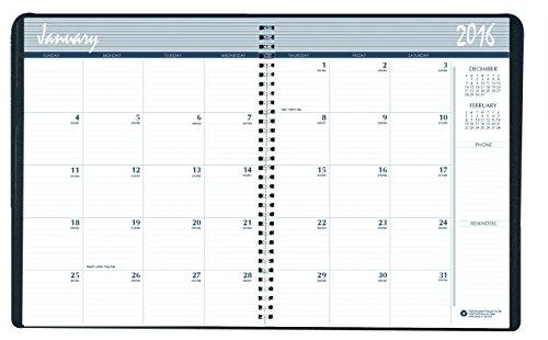 Calendar Planner Php : House of doolittle calendar planner monthly blue