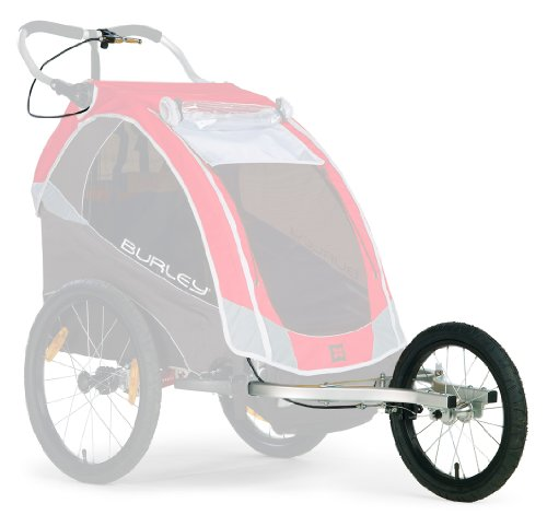 Burley Design Bicycle Trailer Jogger Stroller Kit (Solo) (Burley Bike Trailer Solo compare prices)